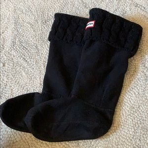 Hunter Tall Boot Liner Size M
